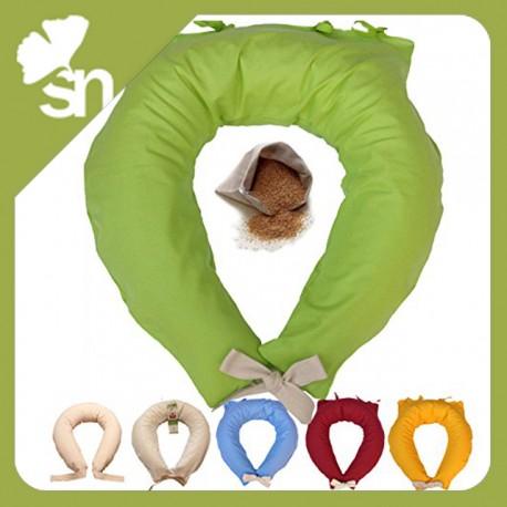 cuscino allattamento miglio