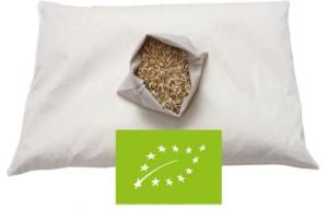 Rimedi cervicale: il cuscino cervicale in pula di farro bio