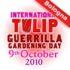 Bulbi per tutti a Bologna con i Guerrilla Gardeners !