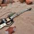 La chitarra elettrica ecologica: dagli Usa il rock dal riciclo