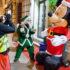 Babbo Natale Verde fa il testimonial per la Mobilità Sostenibile
