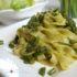 Tagliatelle cremose agli asparagi, senza panna e latticini