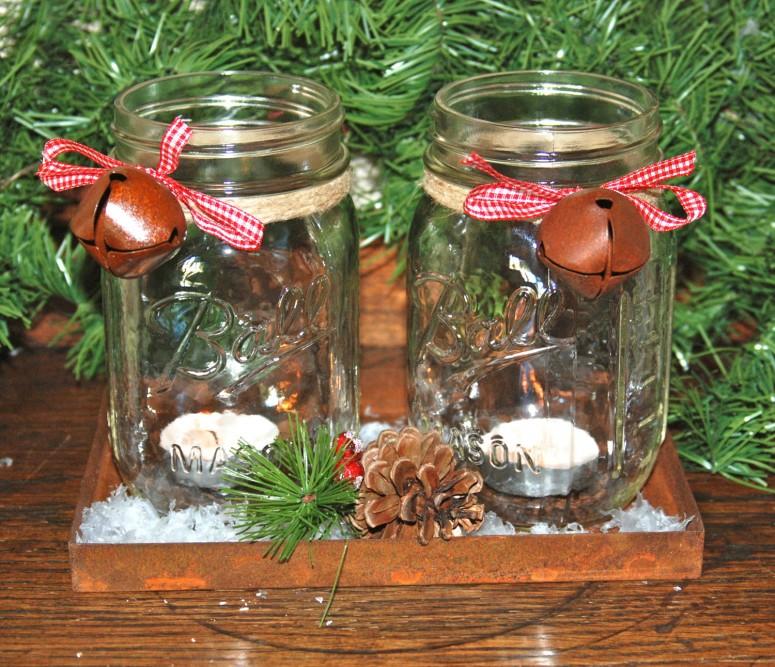 Come preparare la tavola con le decorazioni natalizie for Decorazioni natalizie fai da te