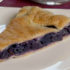 Torta salata al cavolo viola senza uova e latticini