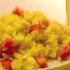 Cucina naturale con il riso afrodisiaco al cocco