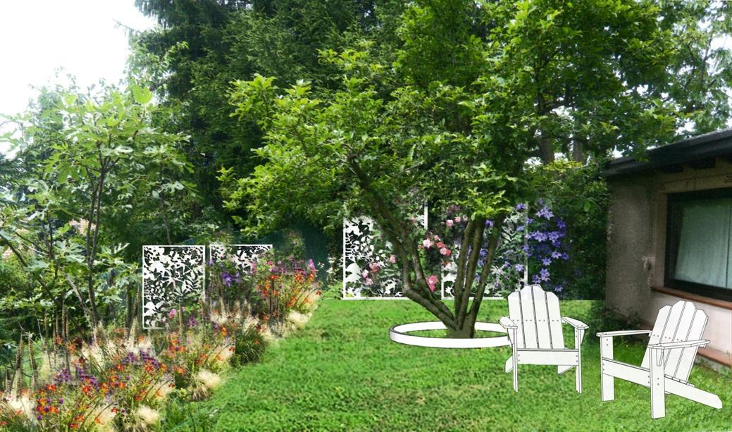 Simple creare un giardino with creare un giardino - Come realizzare un giardino verticale ...