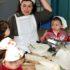 Il nido d'infanzia con bambini e animali