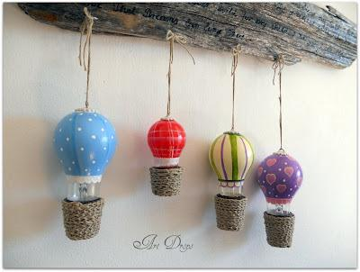 riciclare le lampadine in modo creativo - Lampade Riciclo Creativo