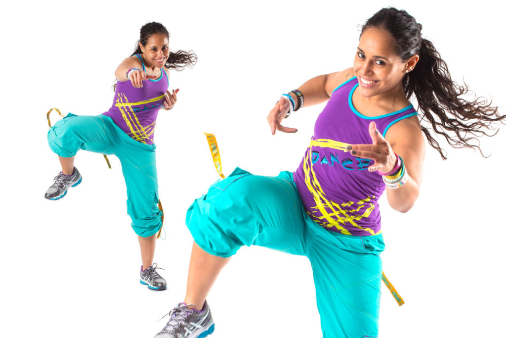 how to dance zumba step by step