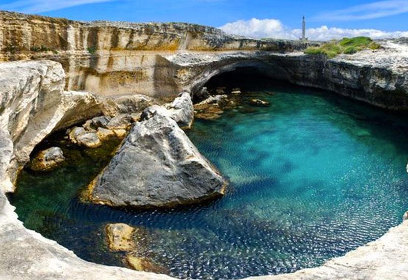 Piscine naturali in europa gli angoli di paradiso - Isola di saona piscine naturali ...