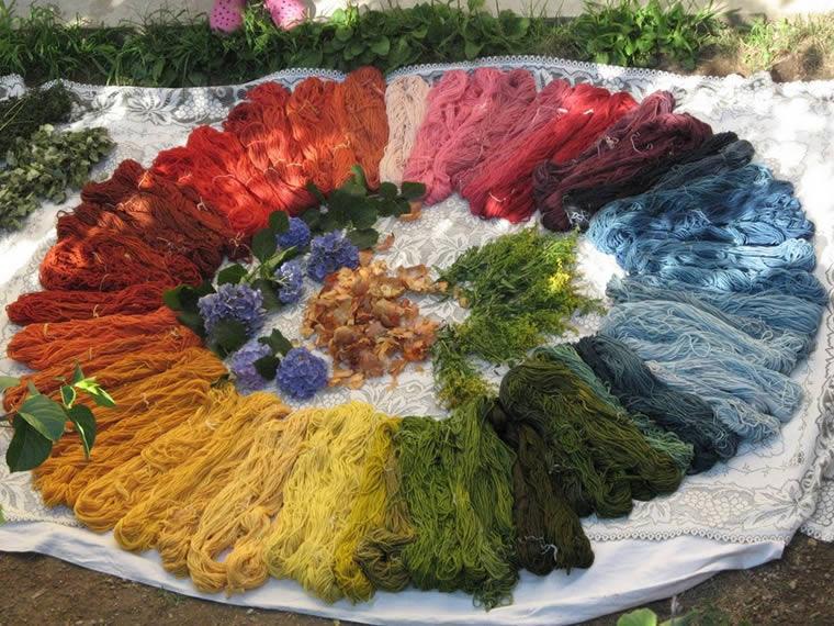 colorate i tessuti