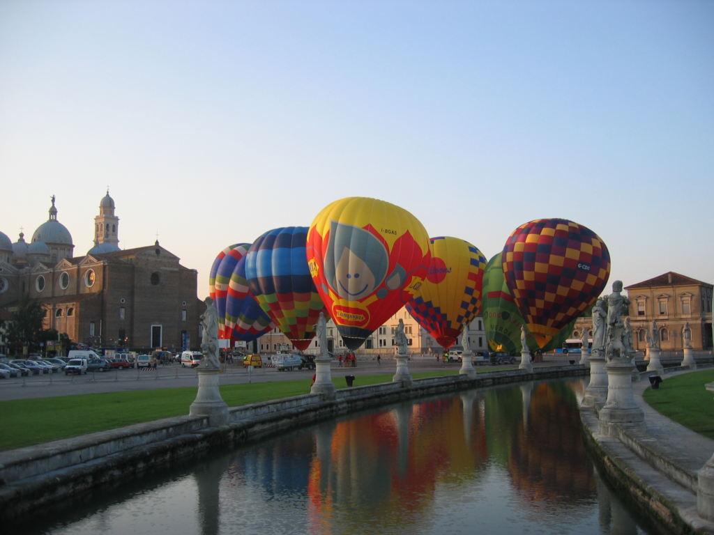 Padova mongolfiere