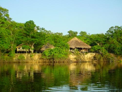 Foto Amazzonia malocas