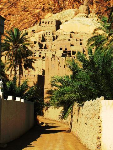 Oman Nizwa castelli