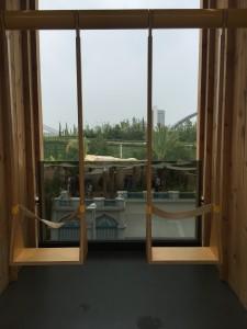 altalene padiglione estonia expo2015