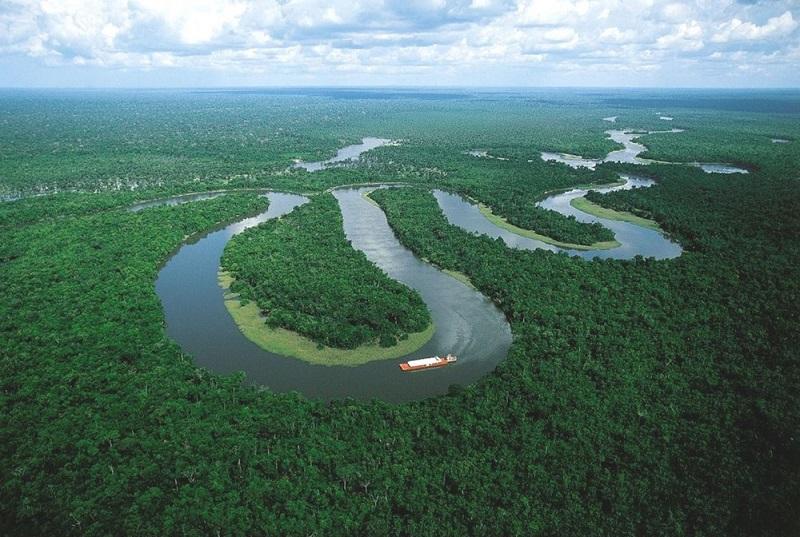 amazzonia apertura