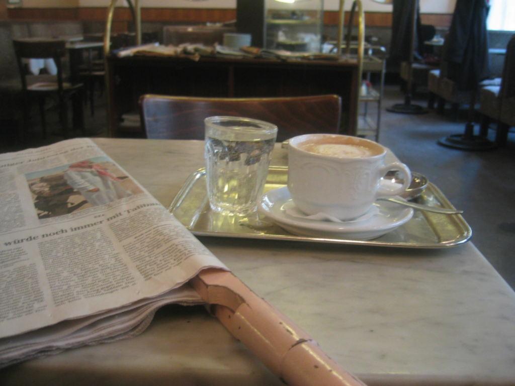 caffè sospeso apertura