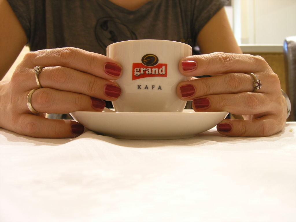caffè sospeso pausa