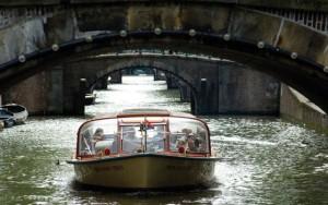 passeggiata tra i canali