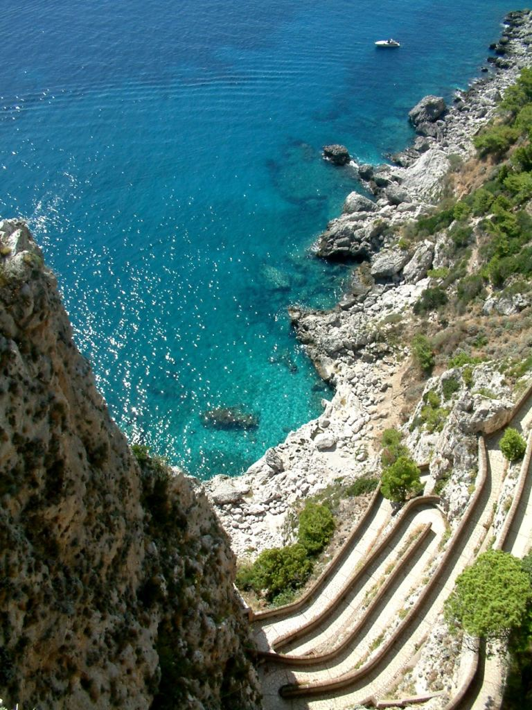 Via Krupp di Capri