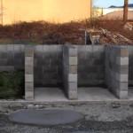 compostiera fai da te in cemento