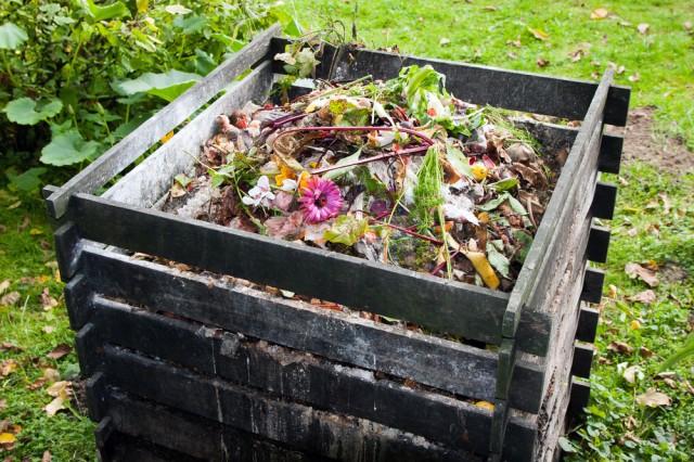 compostiera fai da te in legno