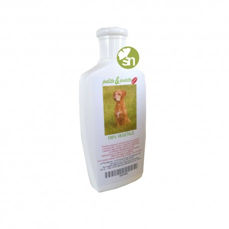 SHAMPOO PER CANI CON LAVANDA BIO E TEA TREE, 150 ML