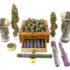 Cannabis: arriva il sigaro con foglie di marijuana