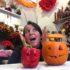 Halloween lavoretti : come preparare la zucca e il peperone (video)