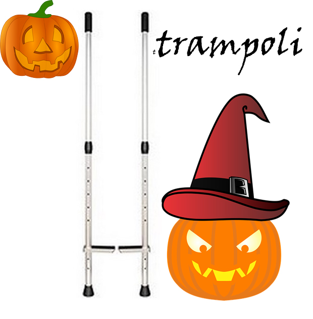 halloween trampoli offerta