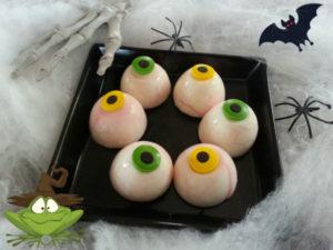 occhi biscotti di halloween