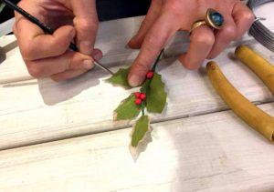 addobbi natalizi in carta crespa con il segreto (2)