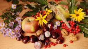 Dolcetti autunnali per una sana alimentazione