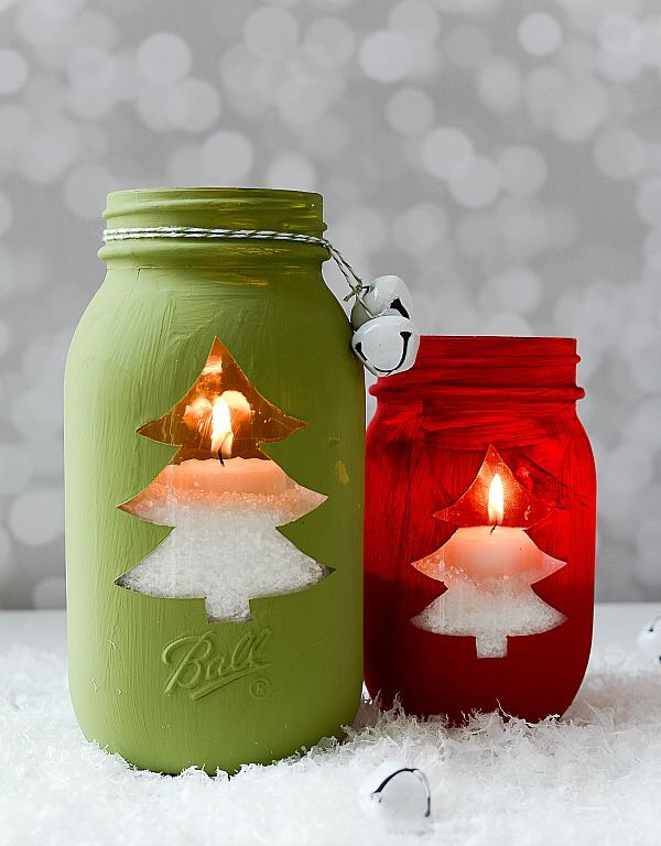 Decorazioni natalizie fatte in casa con i tuoi bambini - Decorazioni halloween fatte in casa ...