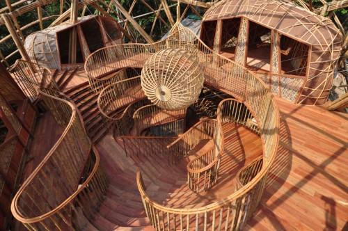 Bambù lo stile liberty che non cambia