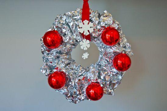_Utilizzare_i_fogli_di_alluminio_per_creare_ghirlande_di_Natale
